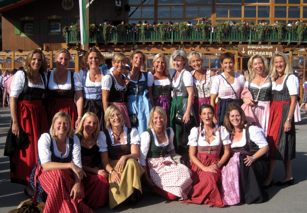 Oktoberfest 2010 - Ladies Day - München
