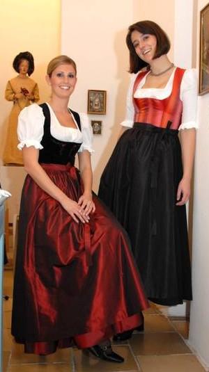 Dirndl- und Trachtenmode bei Tostmann