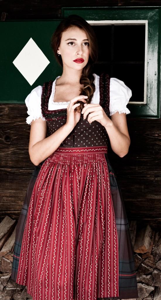 Lena Hoschek Dirndl, Graz und Wien - FOTO: LUPISPUMA