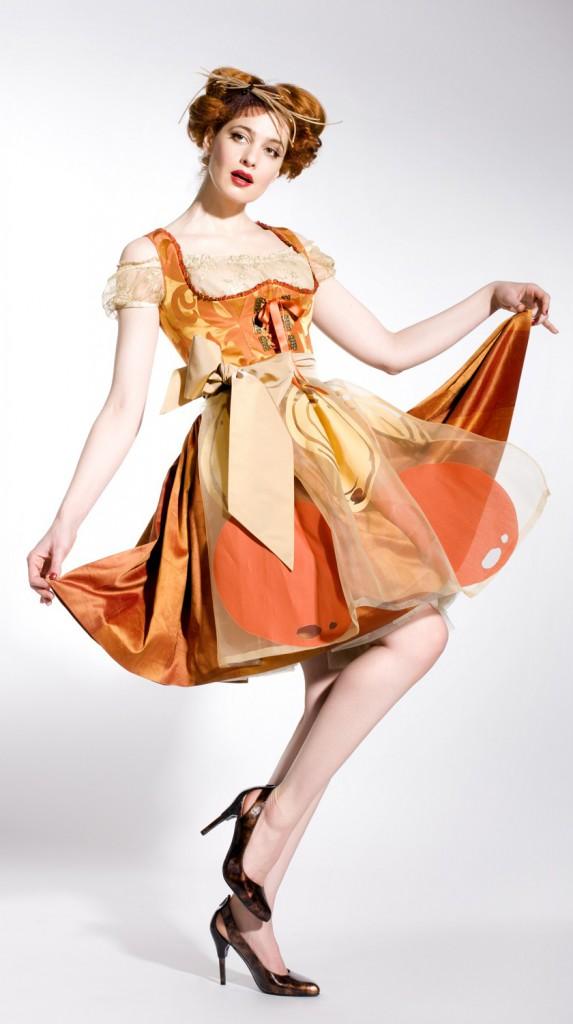 Dirndlherz® - Couture mit Liebe, Dirndl mit Äther