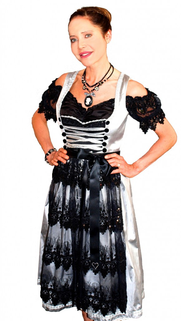 Dirndl made by Antonie Designer Dirndl