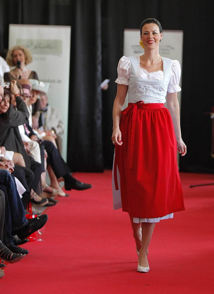 Schinke Couture Modenschau Mai 2011