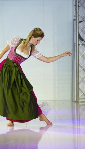 Trachtenmode Krüger Madl SS 2012