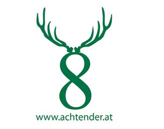 Logo Achtender Trachtenmode