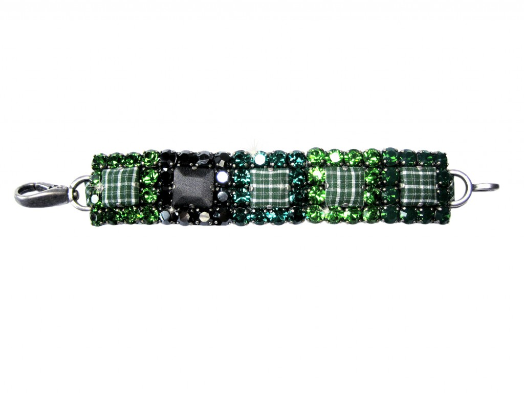 Armband Heidi, grün - Maringona®