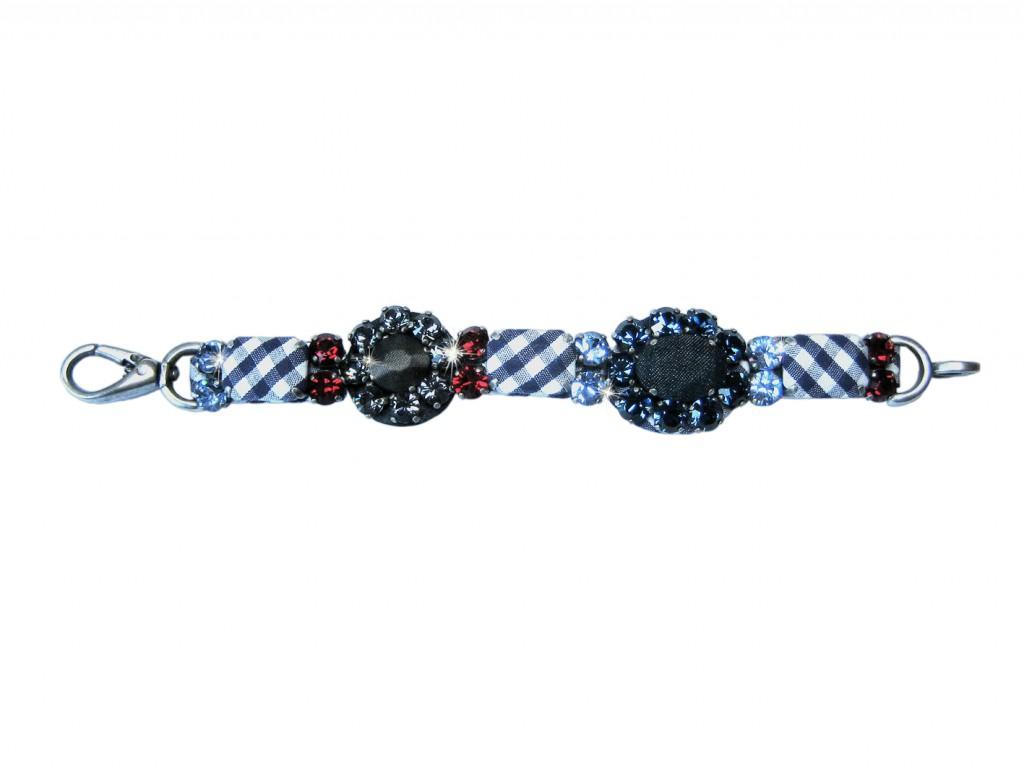Armband Toni, blau - Maringona®
