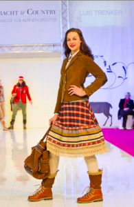 Tracht & Country HW 2012, Luis Trenker