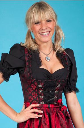 Midi Dirndl Luise, Wirkes
