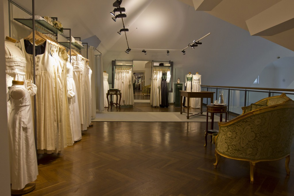 Gössl Gwandhaus: Hochzeitsdirndl, Hochzeitskleider