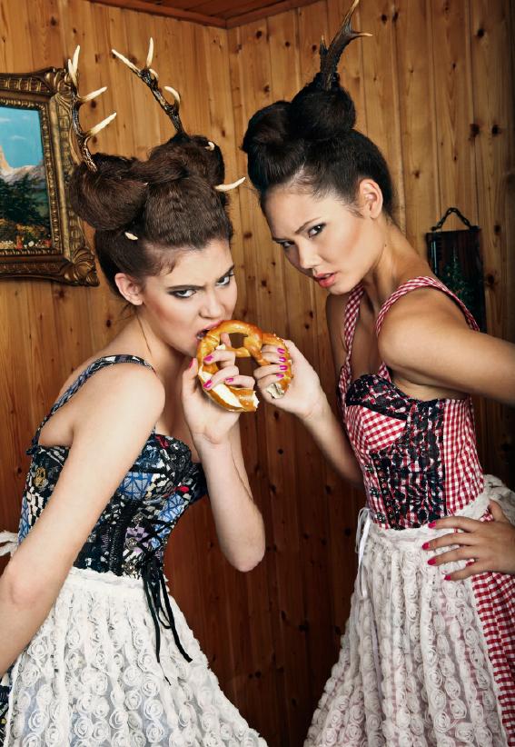 Dirndl von Ena Fashion