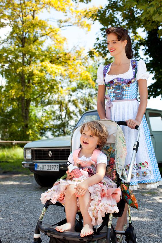 Lola Paltinger Dirndl, Kinderdirndl